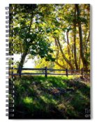 Sycamore Grove Series 12 Spiral Notebook