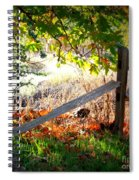 Sycamore Grove Series 8 Spiral Notebook