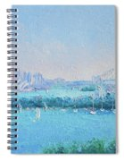 Sydney Harbour And The Opera House Spiral Notebook