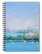 Sydney Harbour Bridge - Sydney Opera House - Sydney Harbour Spiral Notebook
