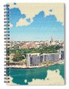Sydney Serenade Spiral Notebook