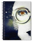 Sylvia Spiral Notebook