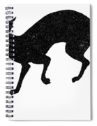 Symbol: Fox Spiral Notebook