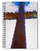 Symbol Spiral Notebook