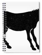 Symbol: Mule Spiral Notebook