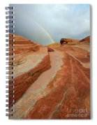 Symetry Spiral Notebook