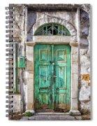 Symi Spiral Notebook