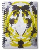 Symmetry 24 Spiral Notebook