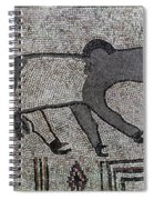 Synagogue, 6th Century Spiral Notebook