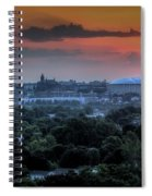 Syracuse Sunrise Spiral Notebook