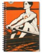 Syracuse University Crewman Spiral Notebook
