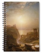 Syria By The Sea Spiral Notebook