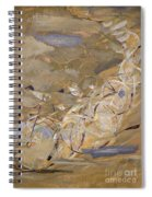 Szenes: Bicycle Racers Spiral Notebook