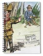 T. Roosevelt: Teddy Bear Spiral Notebook