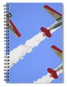 T6 Aerobatics Spiral Notebook