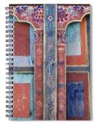 Ta Dzong Museum Spiral Notebook