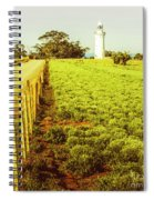 Table Cape Lighthouse Spiral Notebook