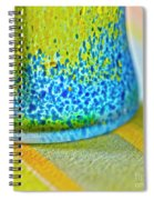 Table Decoration Spiral Notebook