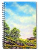 Table Mountain Spiral Notebook