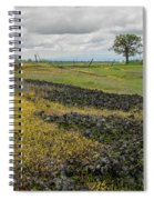 Table Mountain Landscape Spiral Notebook
