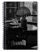 Table Setting Still Life Spiral Notebook