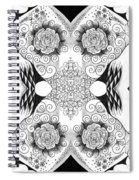 Tables Turning 2 Spiral Notebook