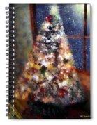 Tabletop Tannenbaum Spiral Notebook