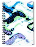 Tadpoles And Sharks Spiral Notebook