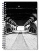 Taftsville Covered Bridge Spiral Notebook