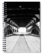 Taftsville Covered Bridge Spiral Notebook