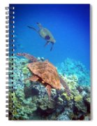 Tag You're It Spiral Notebook