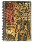 Tahitian Idol Spiral Notebook