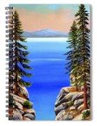 Tahoe Notch Spiral Notebook