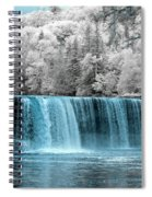 Tahquamenon Falls Ir 720nm Spiral Notebook