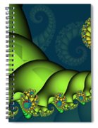 Tail Deluxe Spiral Notebook