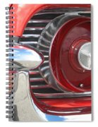 Tail Feathers Spiral Notebook
