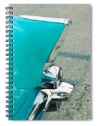 Tail Fin Spiral Notebook