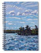 Tail Wind Spiral Notebook