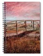 Take A Long Walk Into Dawn Spiral Notebook