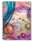 Take A Right Up Here Spiral Notebook