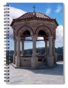 Take A Sit And Relax Spiral Notebook