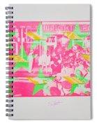 Take Five 3 Spiral Notebook