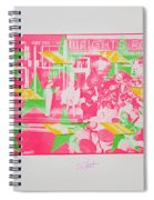 Take Five 4 Spiral Notebook