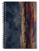 Take It Easy Spiral Notebook