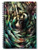Take Me Lord Spiral Notebook
