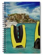 Take Me To Creole Rock Spiral Notebook