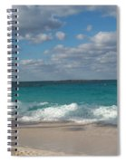 Take Me To The Bahamas Spiral Notebook