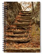 Take Me To The Top Spiral Notebook