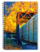 Take The Long Way Home Spiral Notebook