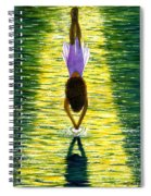 Take The Plunge Spiral Notebook